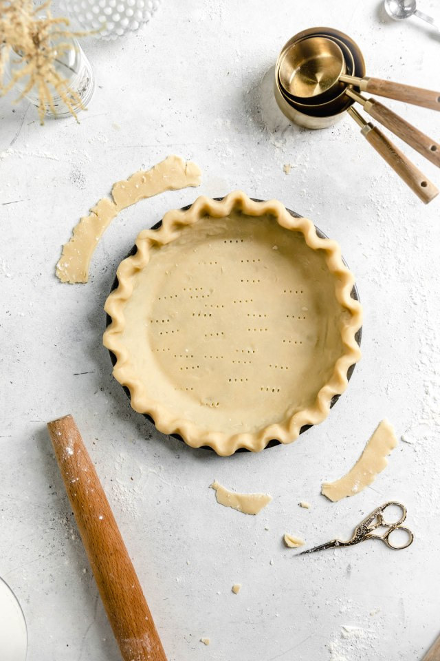 How to Make the Best Pie Crust