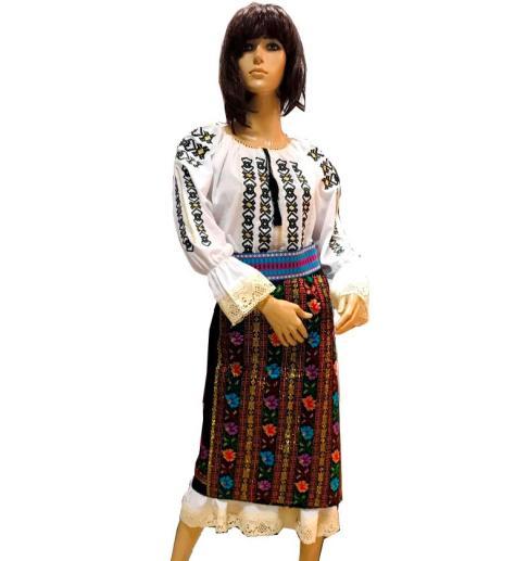 costume populare fete
