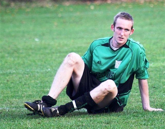 Micky Doyle BG v Sheerness 31 Oct 2009