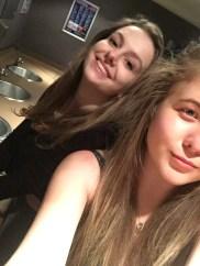 Bronagh and Rachel