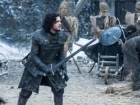 Game of Thrones - Jon Snow Fighting