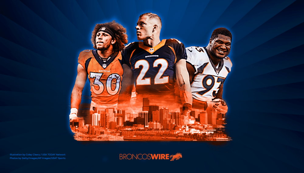 Denver Broncos Homegrown Legends