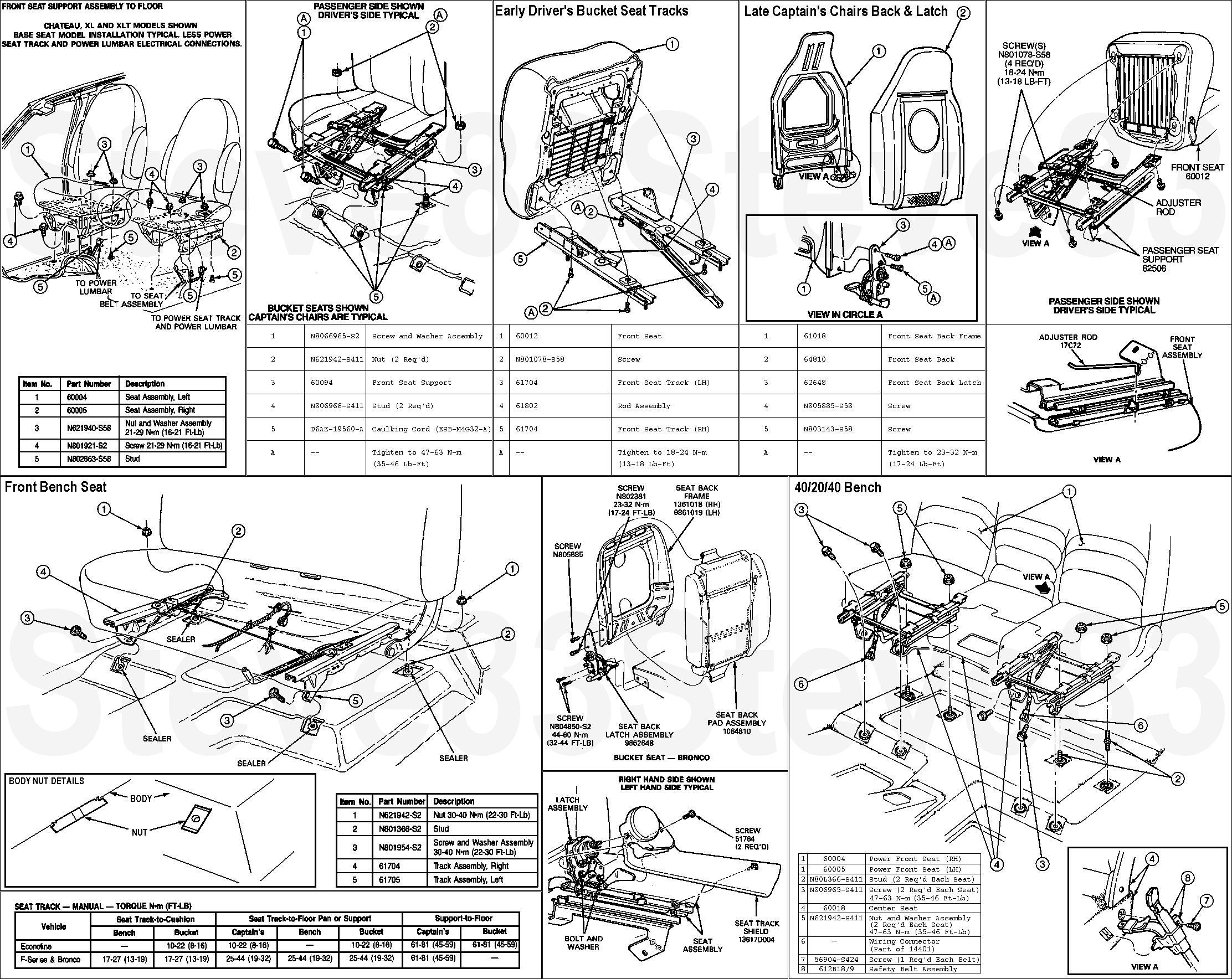 [WRG-3124] 1968 Bronco Wiring Diagram
