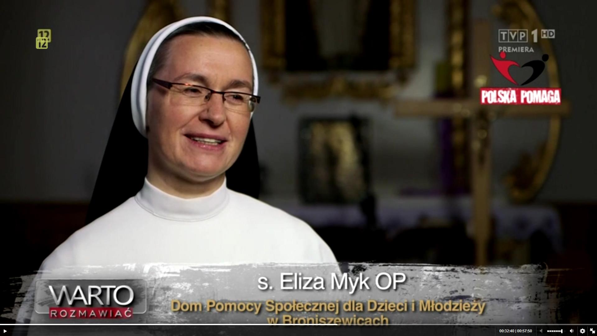 TVP1 – VOD – Warto rozmawiać  29.12.2016