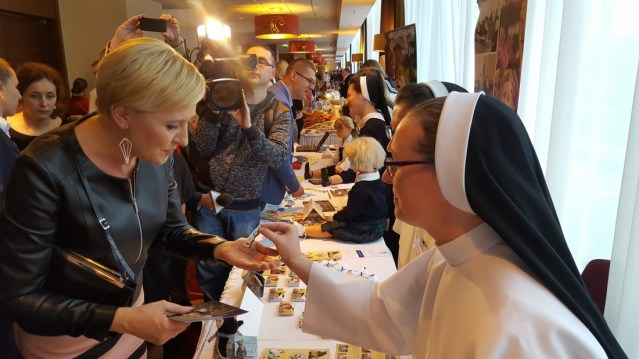 Spotkanie z Agatą Kornhauser-Dudą