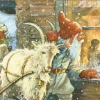 Hemkomst vid Jul
