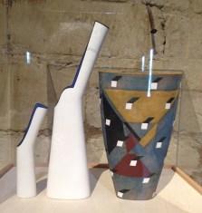 Elisabeth Fritsch: Counterpoint vase