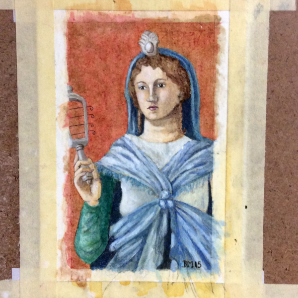 Roman Isis by Bronwen MacDonald