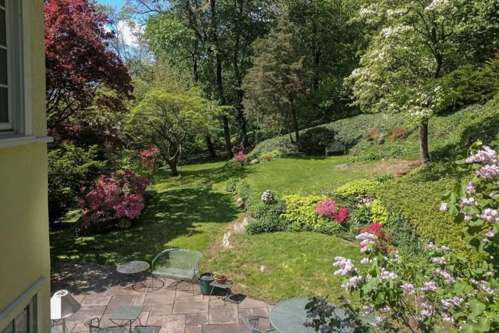 122 Park Backyard