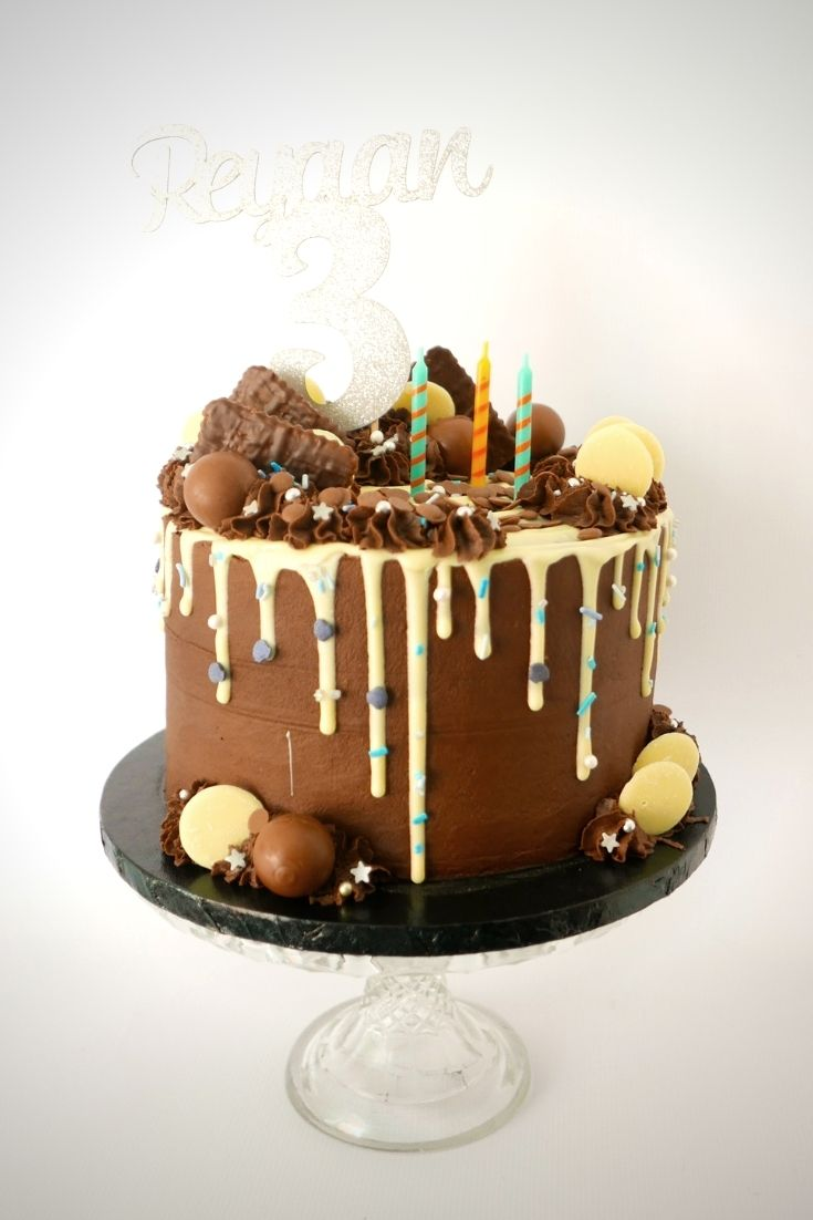 Chocolate Party Cake