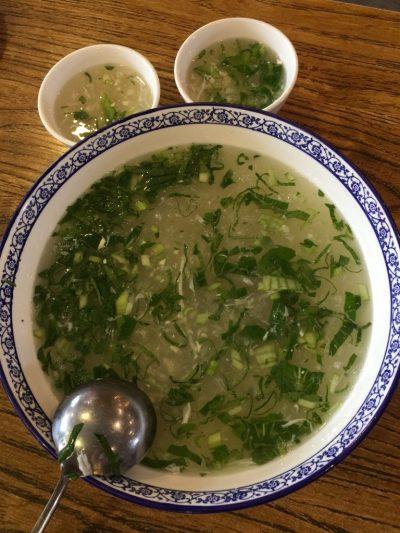 西安美食推薦 【吃在西安】泡饃、炒核桃和關中老碗