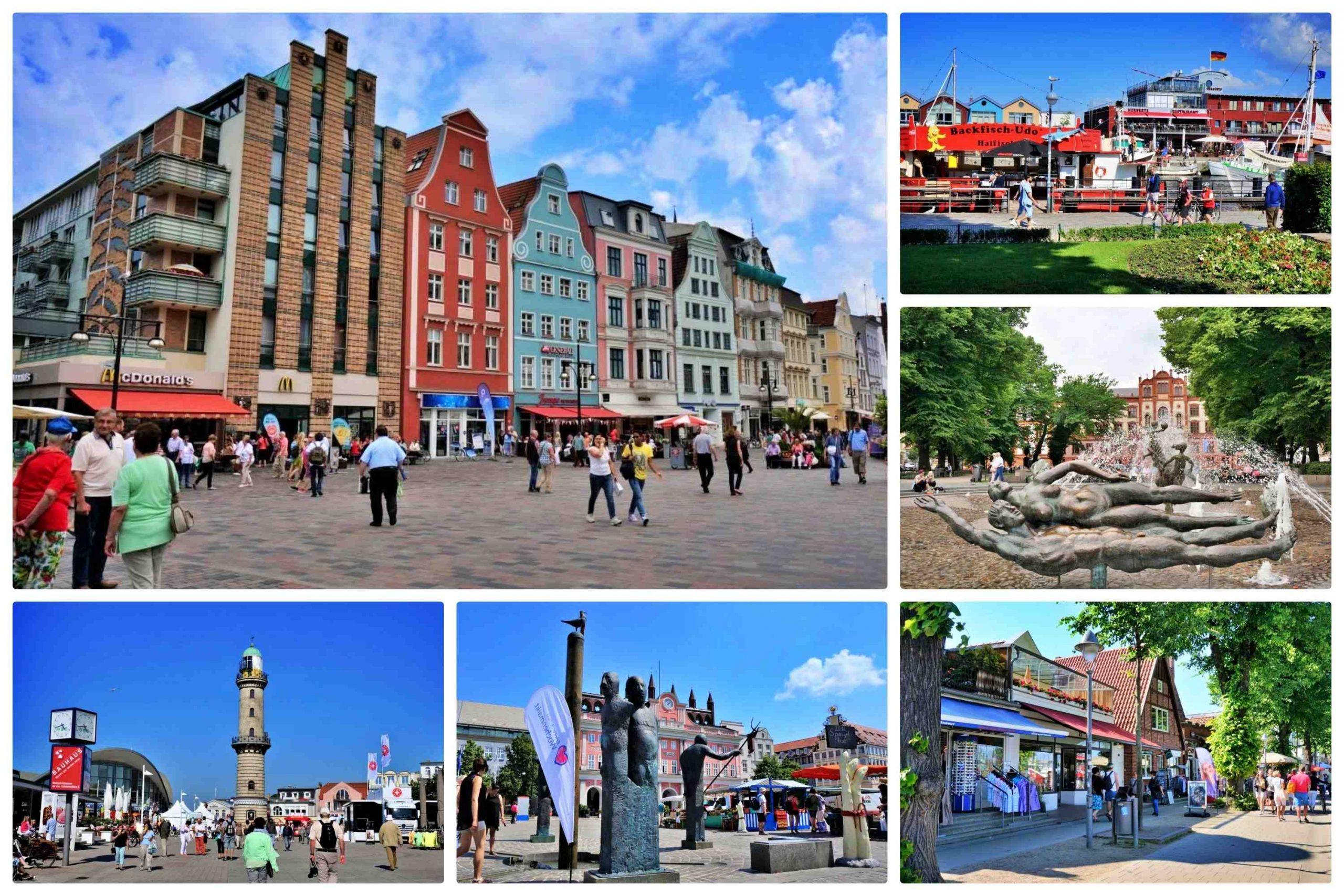 北歐波羅的海、聖彼得堡郵輪10日遊 【上】 德國瓦爾內明德、羅斯托克