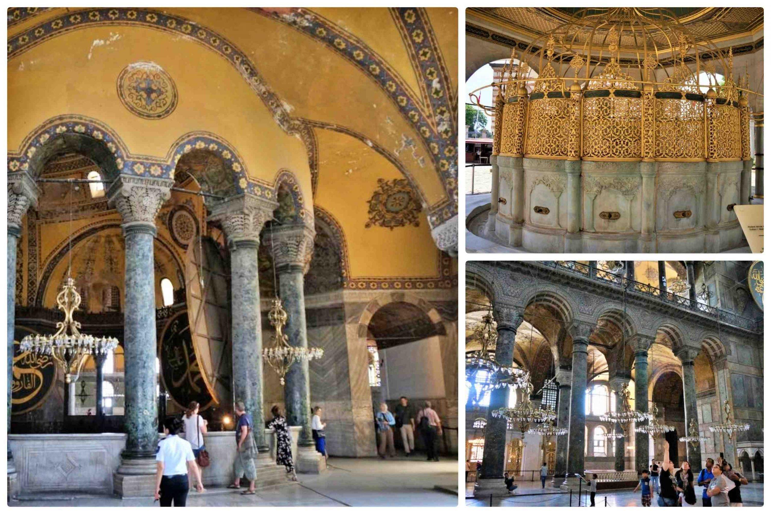 土耳其閒散九日遊 - 聖索菲亞博物館