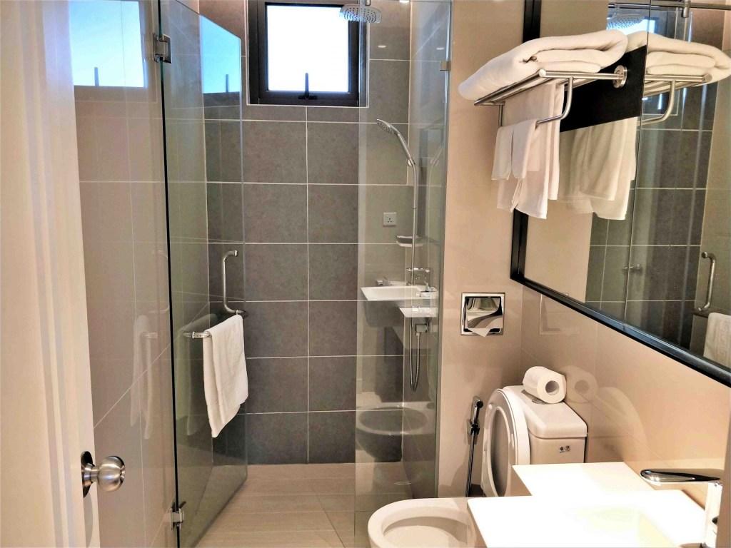 阿維倫金馬崙高原酒店 - 浴室