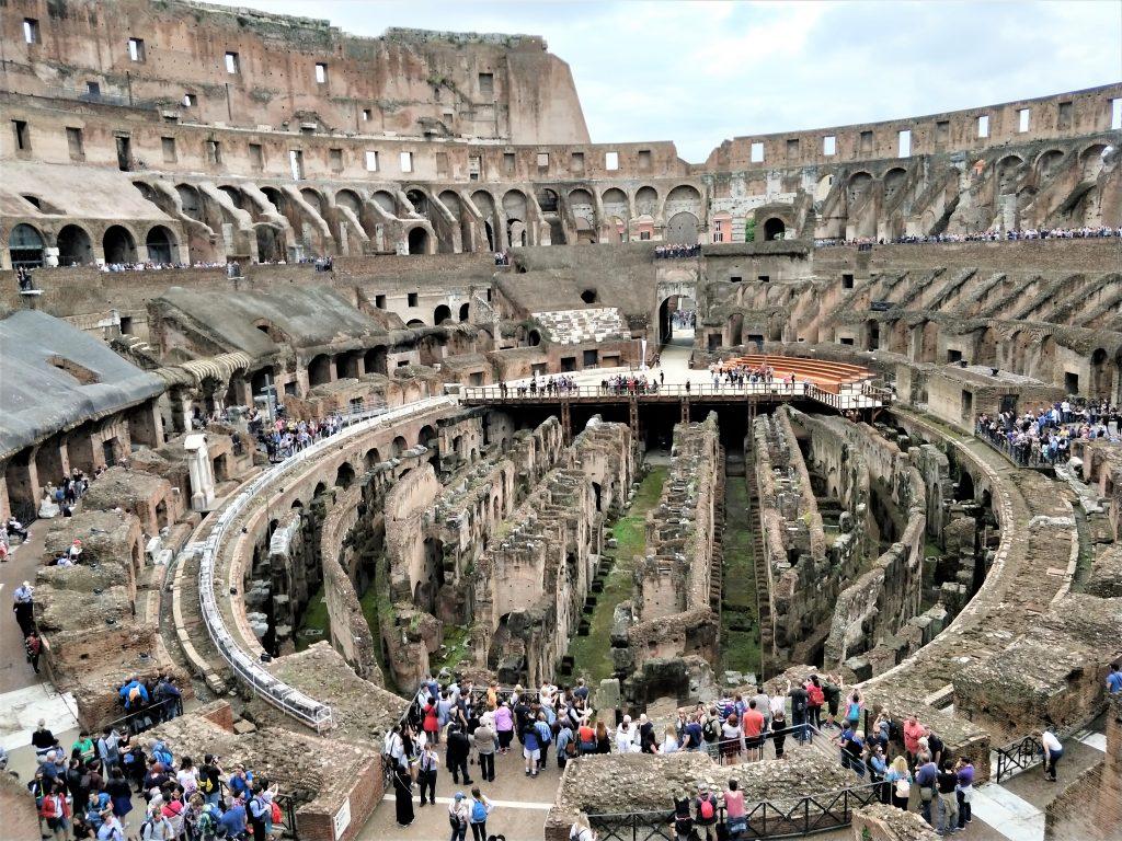 義大利自由行 - 羅馬競技場 (Colosseo)