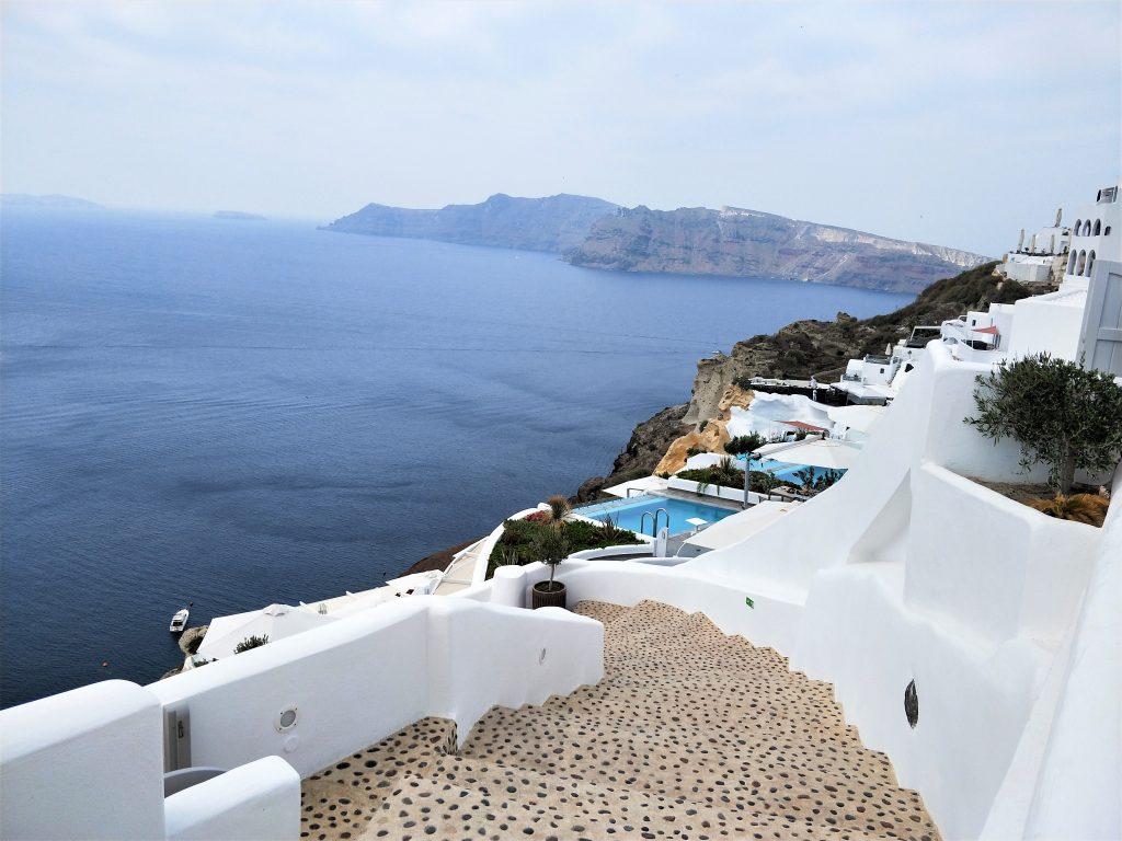 郵輪達人 - 希臘聖托里尼