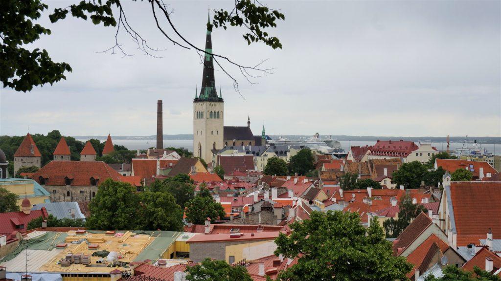2019北歐郵輪清艙 - 愛沙尼亞塔林老城區
