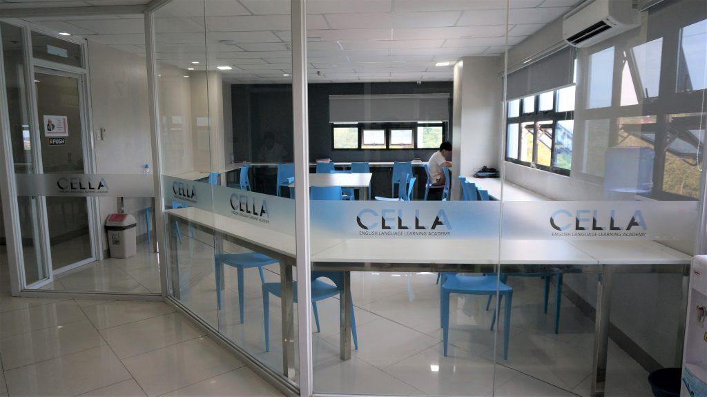 Cella Two 自习室