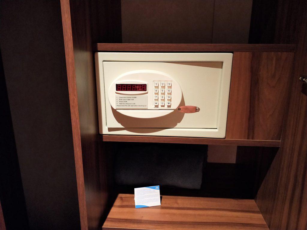 歌诗达威尼斯号 - 保险箱