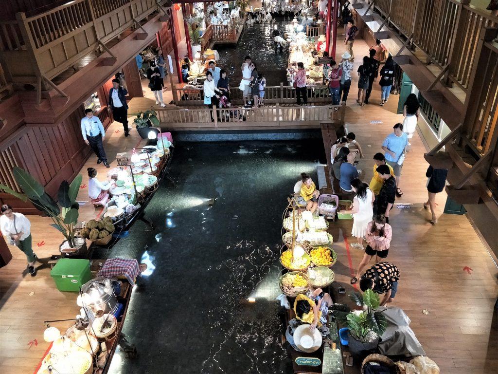 曼谷岸上自由行 - 曼谷 Iconsiam