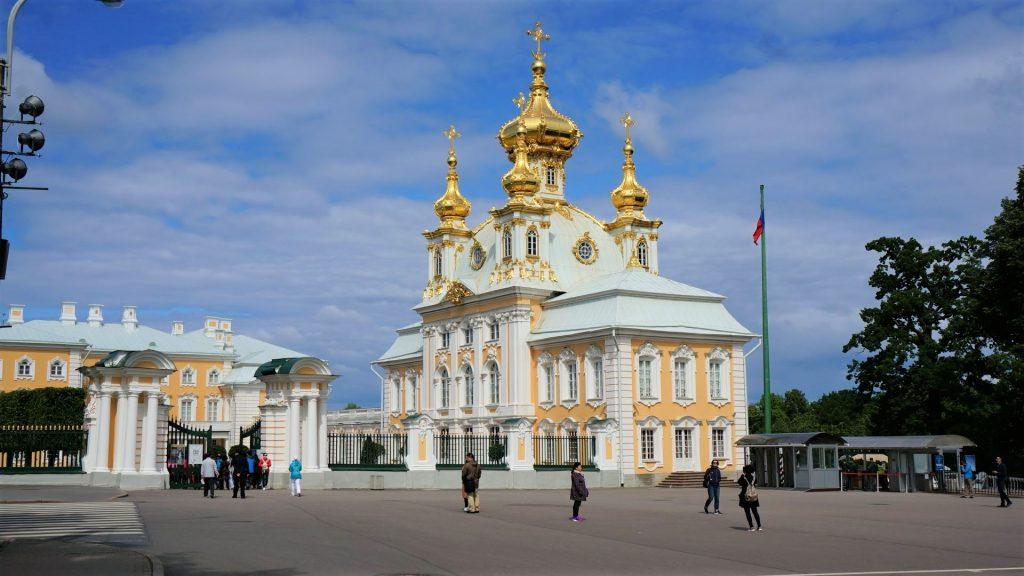 圣彼得堡岸上观光 - 俄罗斯圣彼得堡