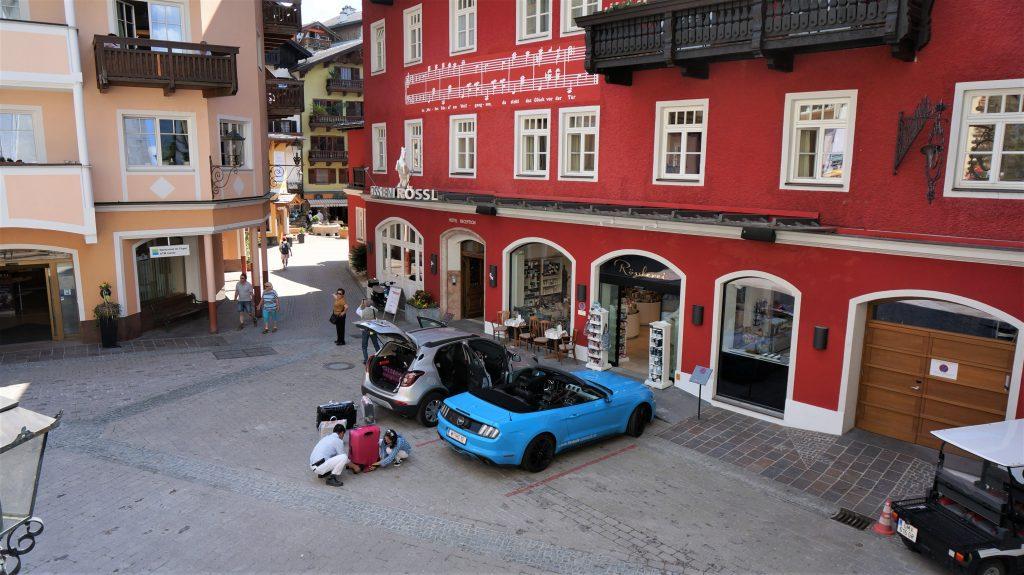 奧地利湖區住宿 - St. Wolfgang Markt 湖區小鎮