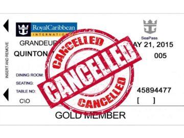 sea pass cancel