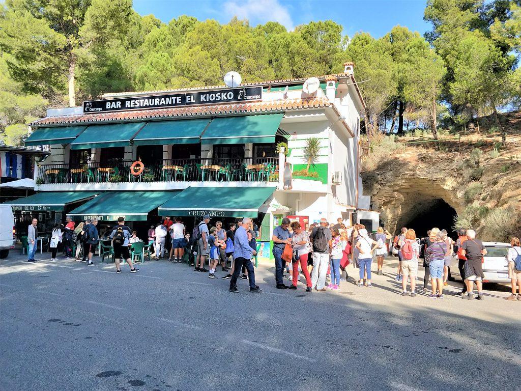 西班牙國王步道 - El Kiosko 餐廳
