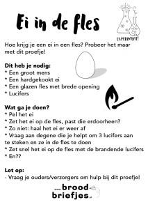 experiment_ei_in_de_fles