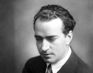 Portrait of Joaquin Rodrigo, 1935