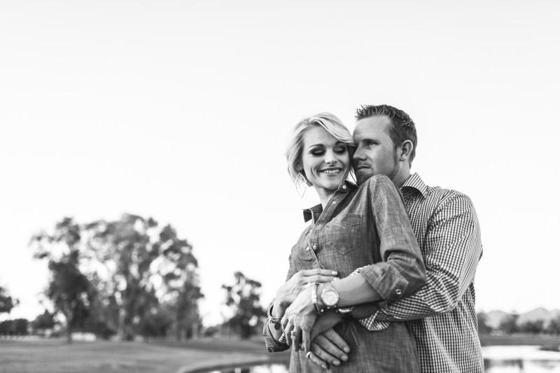 Scottsdale Classic Engagement Session