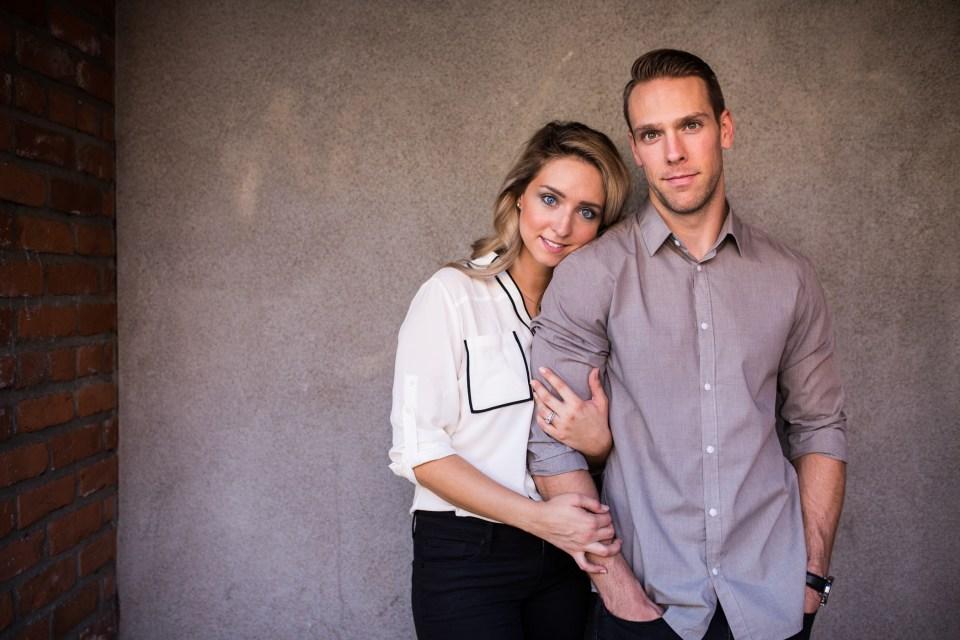 husband and wife phoenix wedding photographers - B Focused Photography & Design