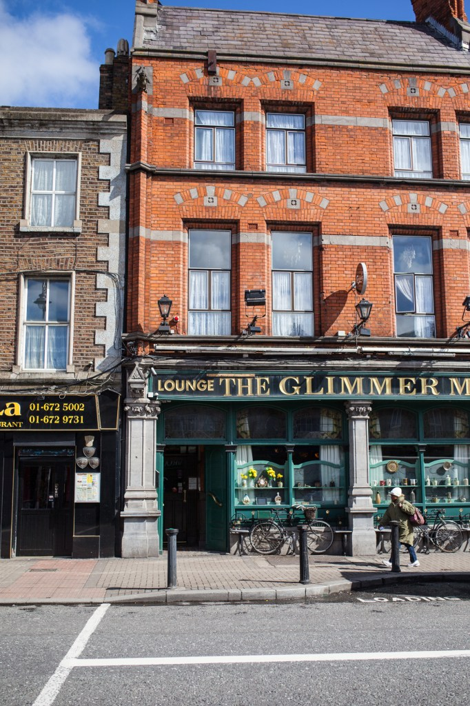 the glimmer man pub in dublin ireland