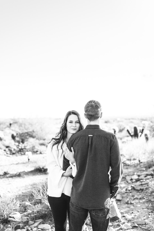desert couples photos