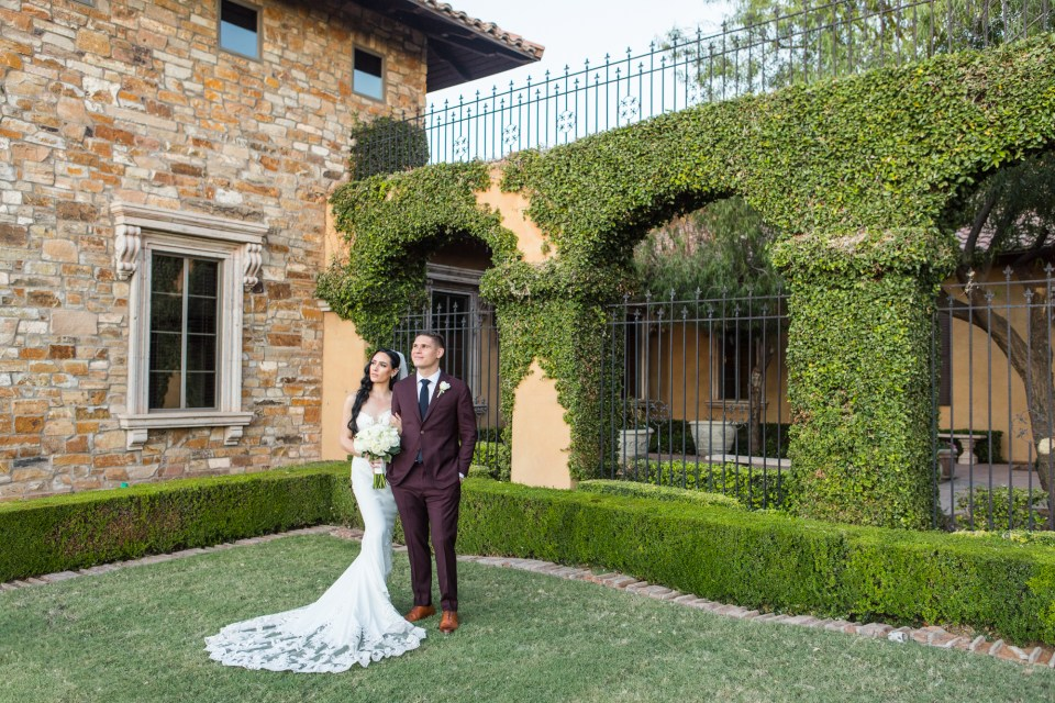 Villa Siena wedding Gilbert Arizona wedding photographers Brooke and Doug Photography