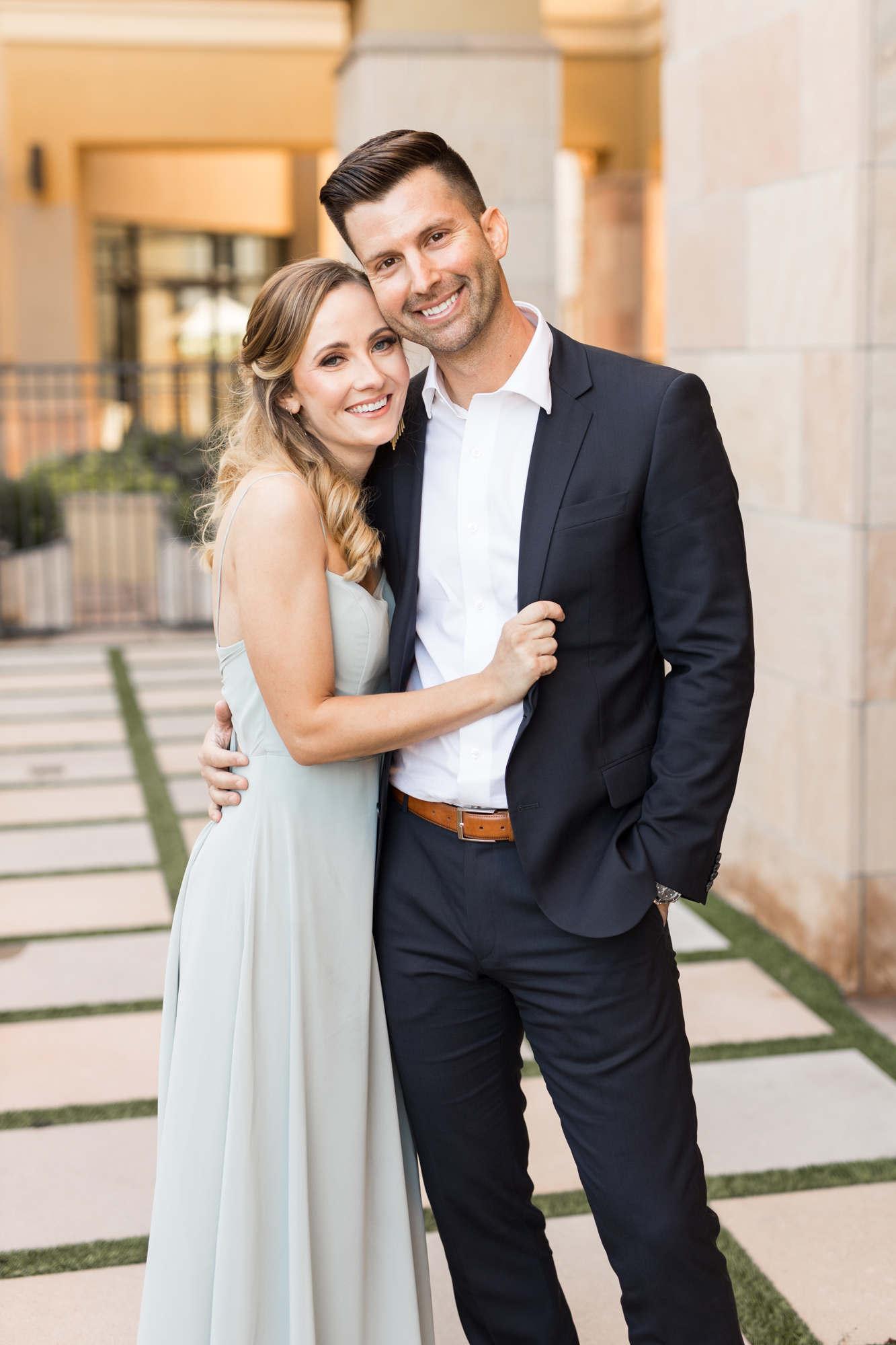 Old Town Scottsdale Engagement Pictures by Brooke and Doug Photography 001