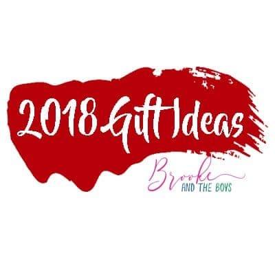 2018 Gift Ideas