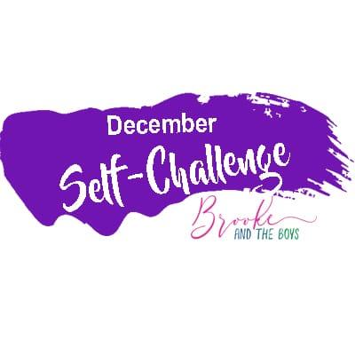 December Self Challenge