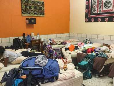 Chaos in Swakopmund