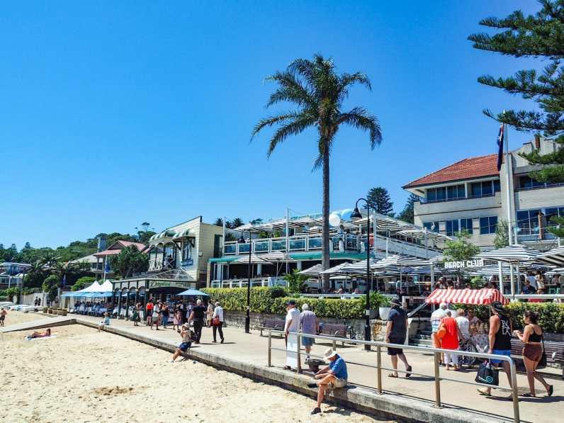 Bars & restaurants on Watsons Bay