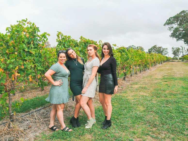 The gals at Clonakilla
