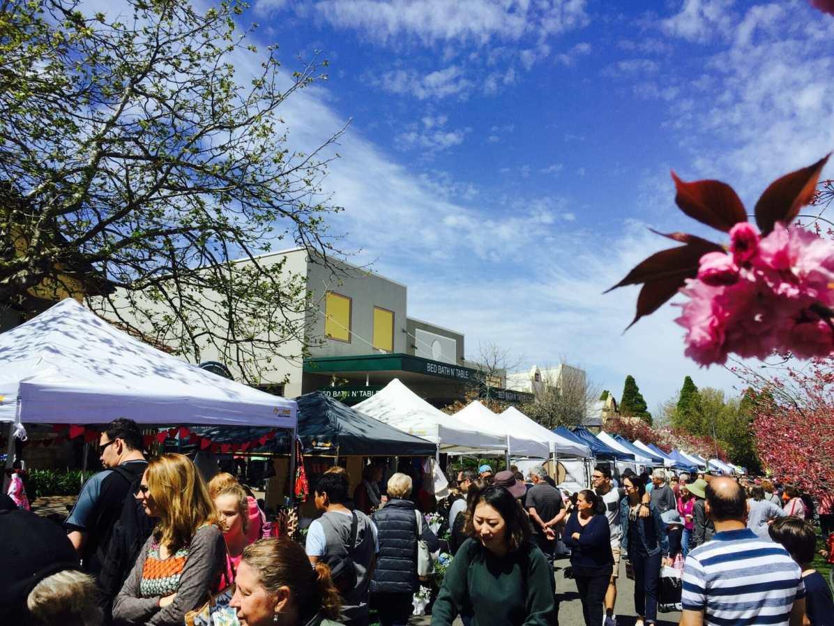 Leura Markets [photo courtesy of Visit NSW]