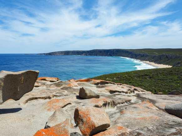 Flinders Chase coastline