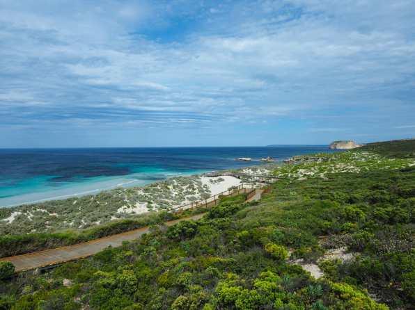 Seal Bay on southern Kangaroo Island