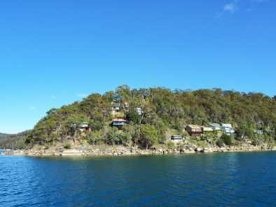 The incredible houses near Currawong