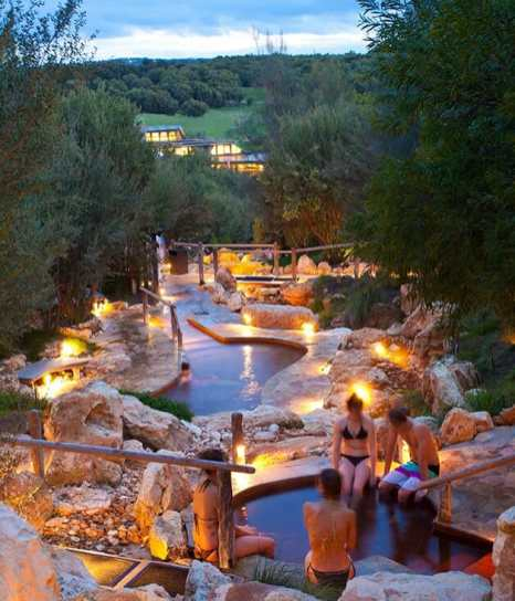 Peninsula Hotsprings (photo via their website)