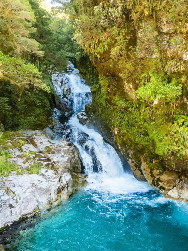 The Chasm, Fiordland National Park