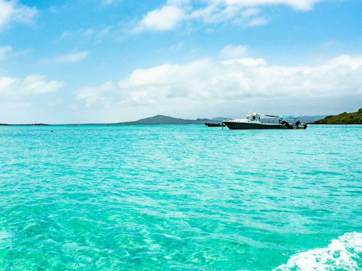 Ferry port to Isla Isabela