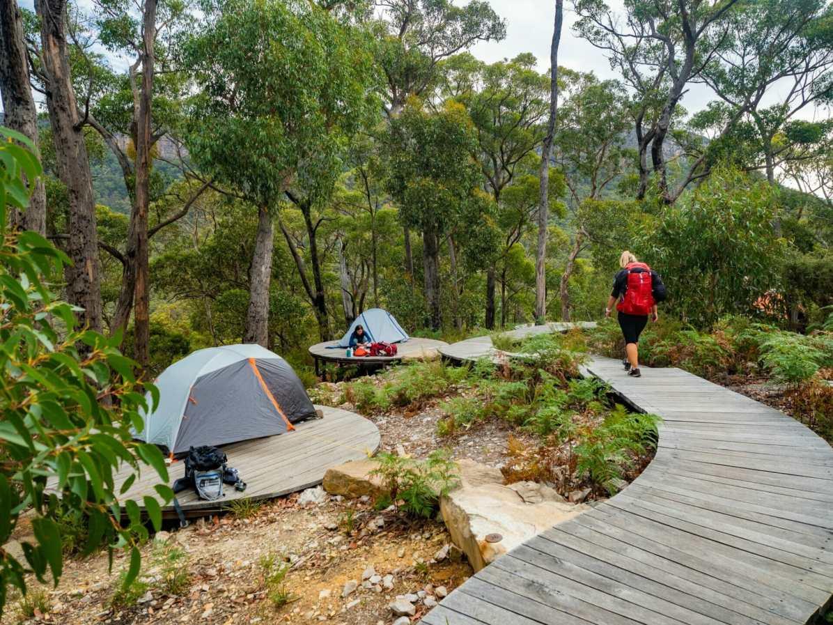 Bugiga Hiker Camp