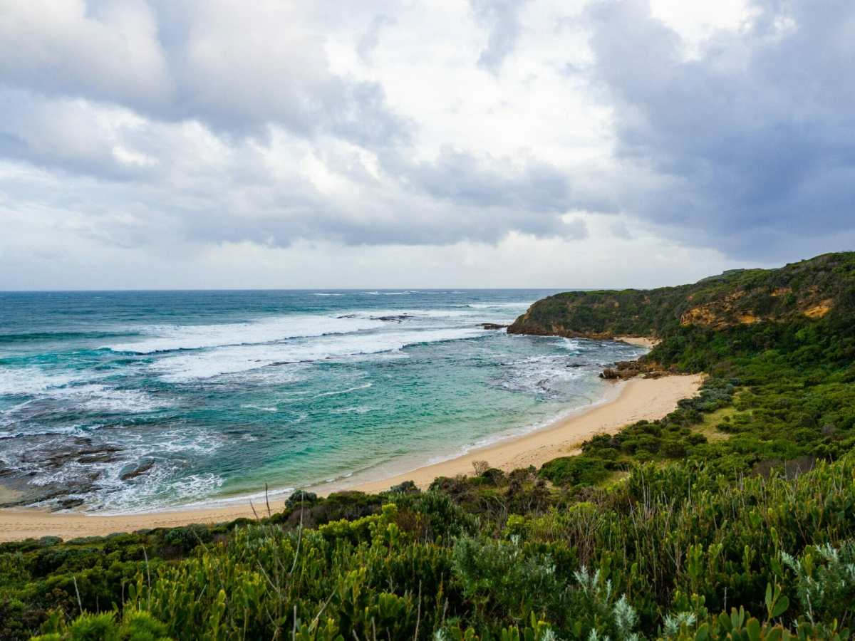 Great Ocean Walk hike Australia Cape Otway